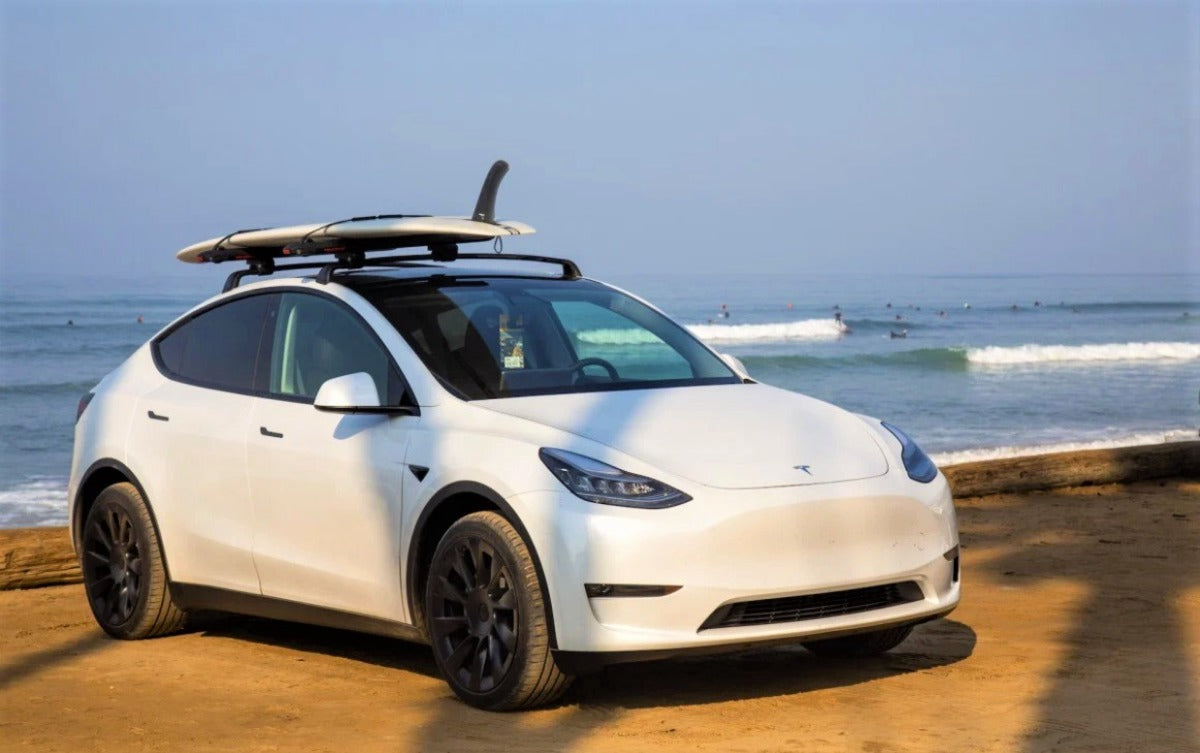 Tesla Is Best-Selling EV Brand in CA for Q1, Model Y Takes the Lead