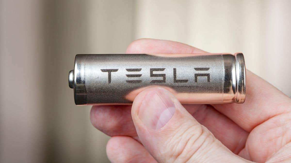 Tesla Filed a Patent Discloses a New Approach to Electrolytes For Lithium Metal And Anode-Free Cells