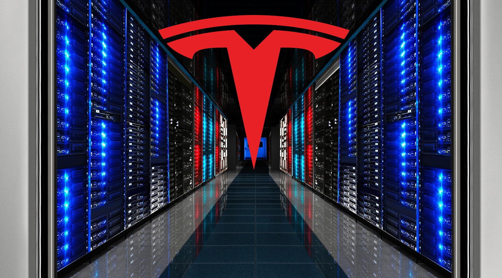 Tesla FSD Super Training Computer Dojo May Already Be Using In-House NPU Chips