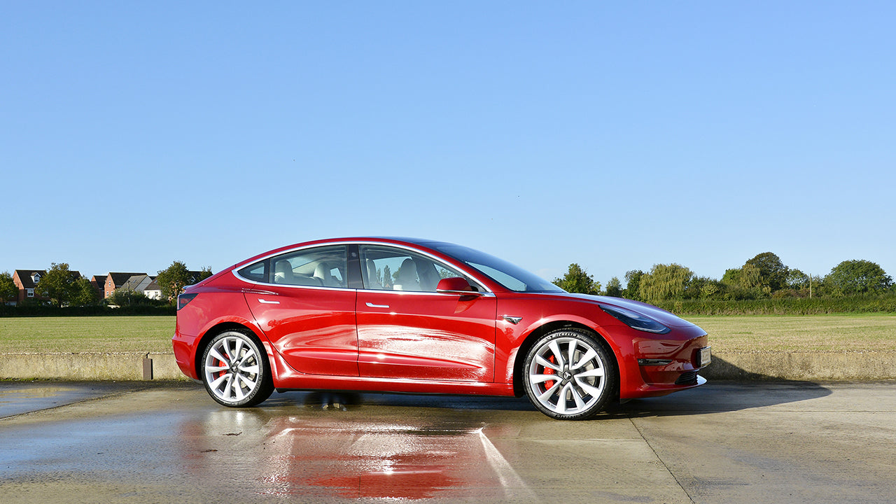 Tesla Model 3 Became 1st Place of April New Car Registrations in UK