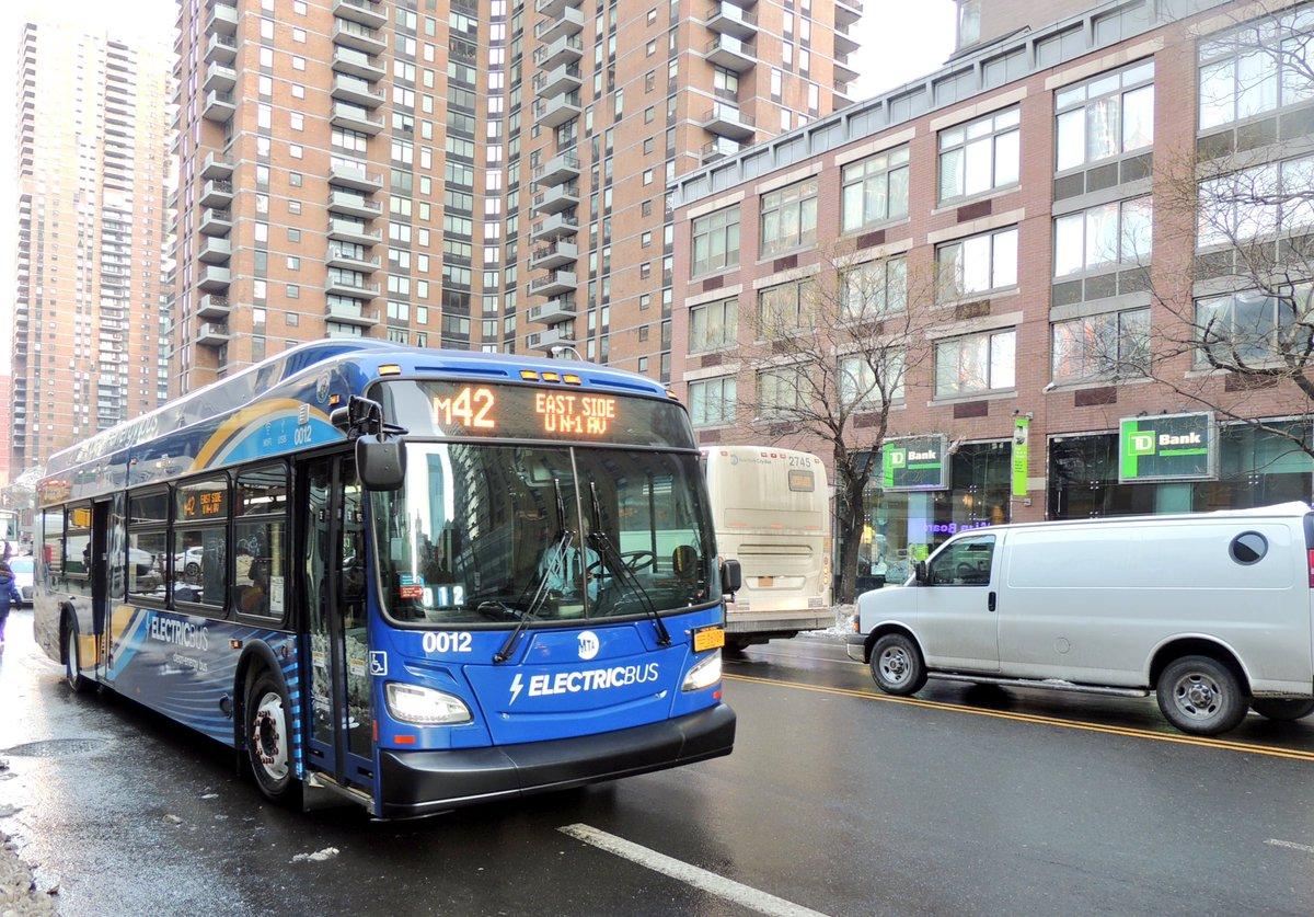 NYC Mayor To Sign Order For All Municipal Vehicles Toward Electrify