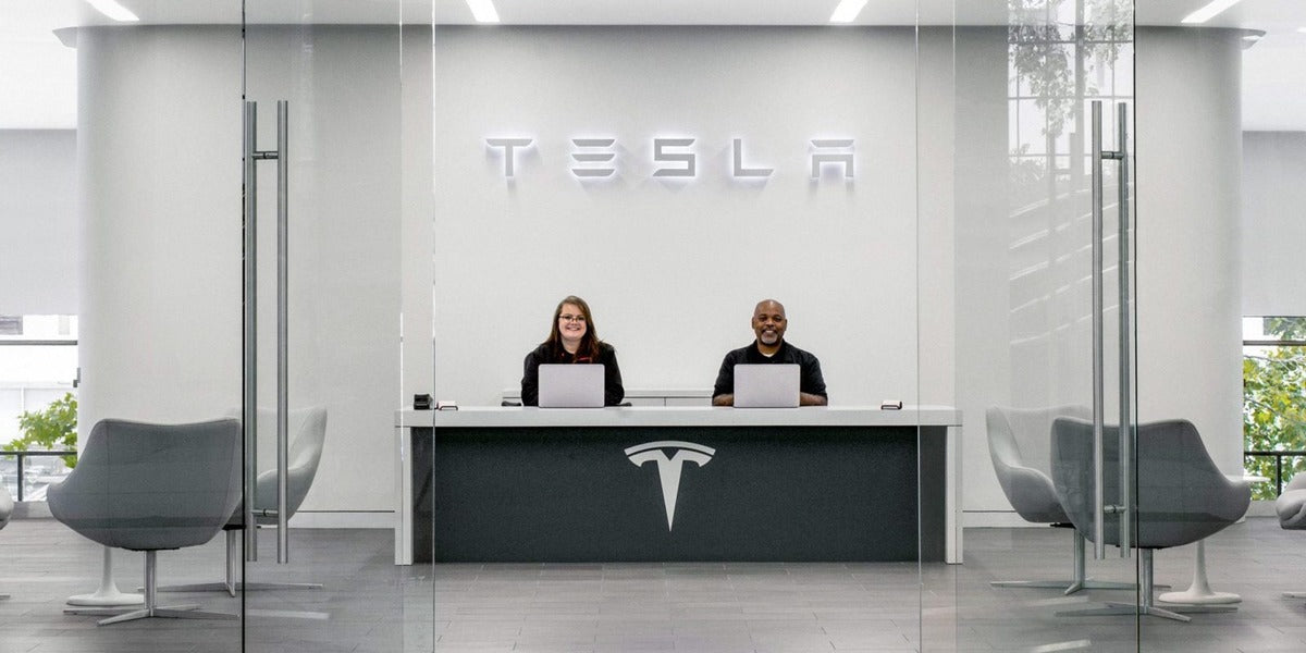 Tesla Books 30,000 SF Office Space in Bangalore, India