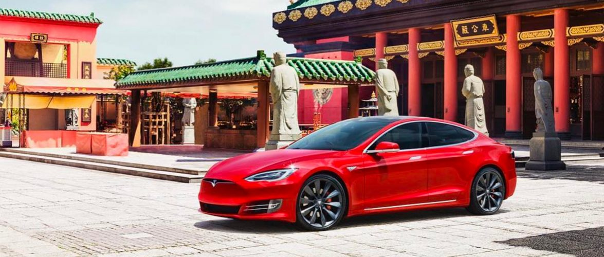 Tesla Plans to Expand Service Network in China