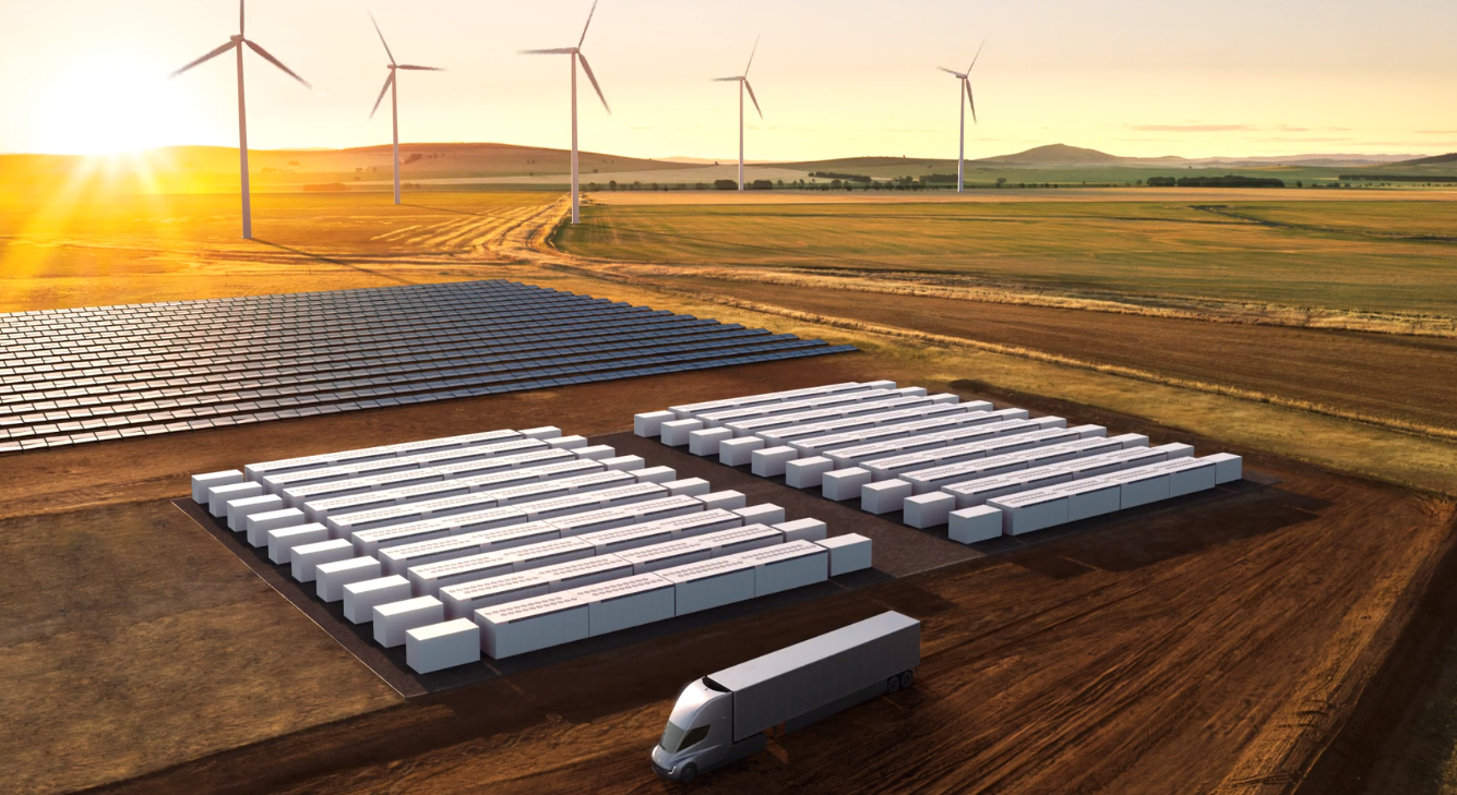 Tesla Could Work with Neoen on 1.8GWh Big Battery Storage Project in South Australia