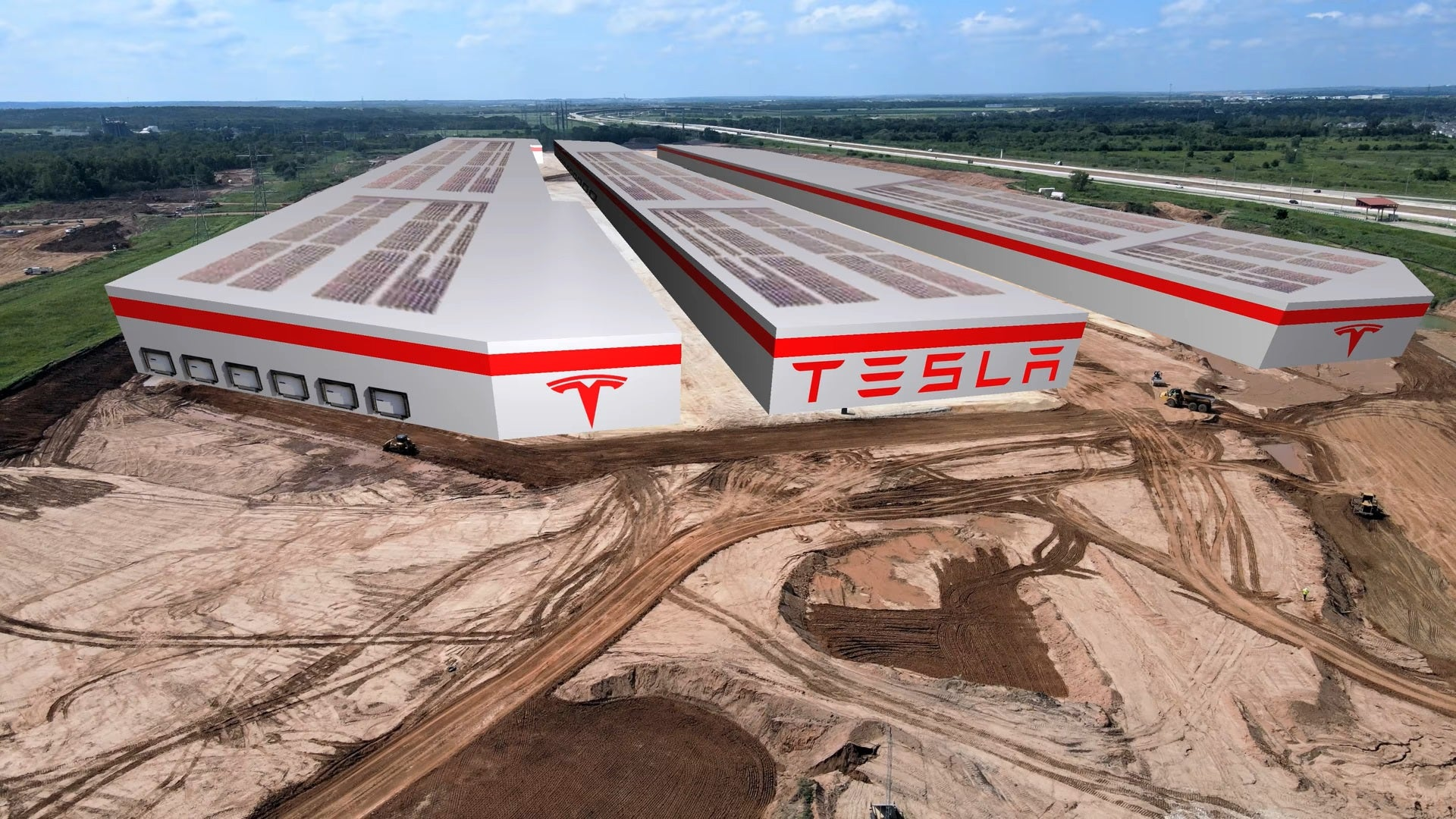 Tesla Giga Texas Defines 'The Speed of Elon,' As Factory Could Be Up & Running by May 1, 2021