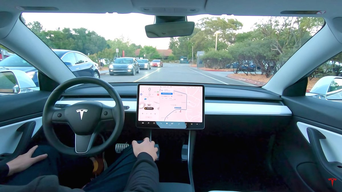 Tesla's Autopilot to Benefit from UK Push for Autonomous Driving Features by Spring 2021