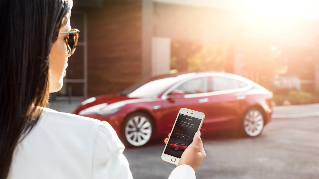 Tesla Working on Double Security 2FA to Improve Vehicle Safety