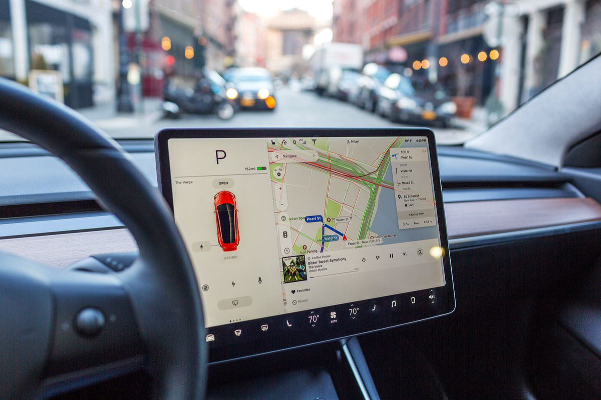 UBS Raises Tesla TSLA Price Target More Than 124% To $730, On Path Toward One Of The Most Valuable Software Companies