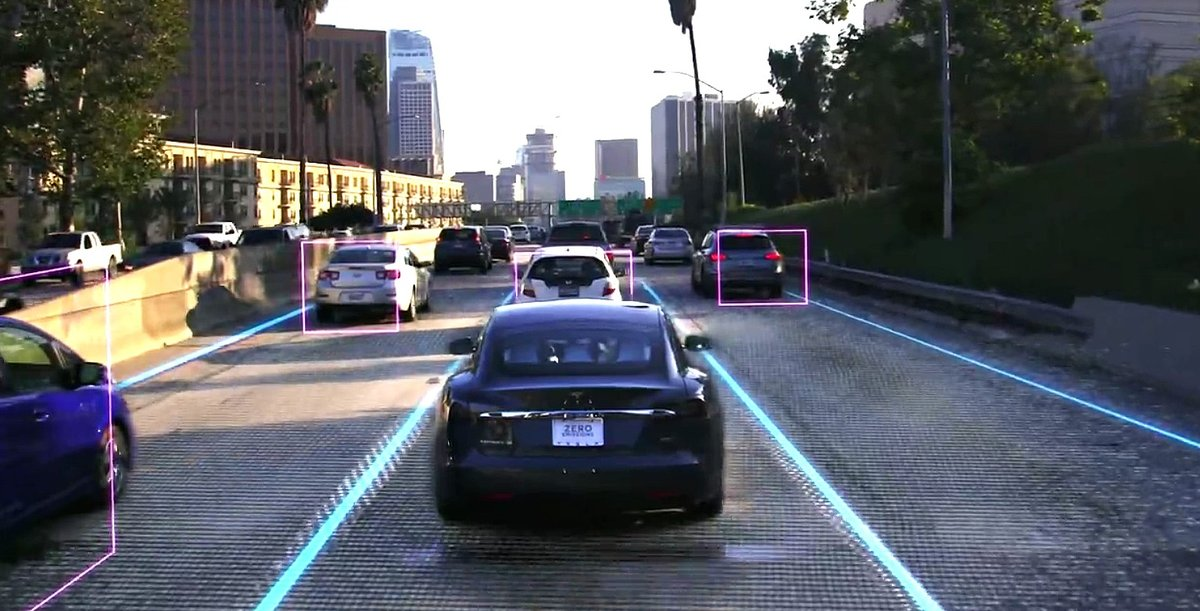 Tesla Autopilot with NNs & 8 Cameras Will Work Like a Superhuman, 10X Better Than Human Pilot