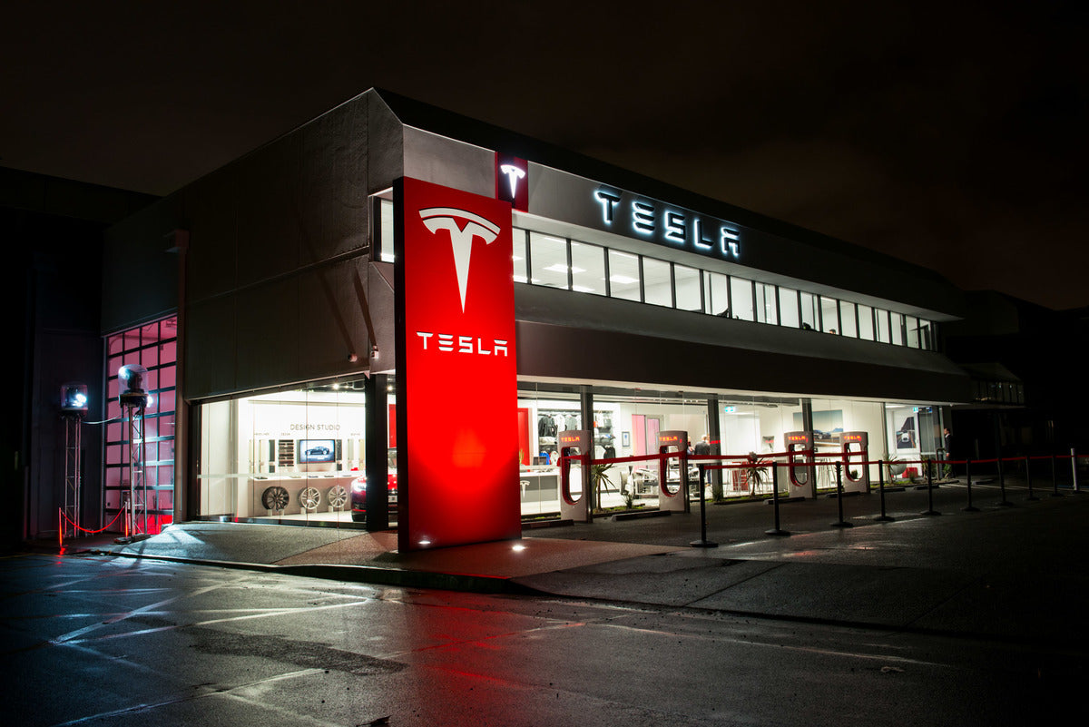 Tesla Israel Headquarter and Experience Center will be ready to open soon