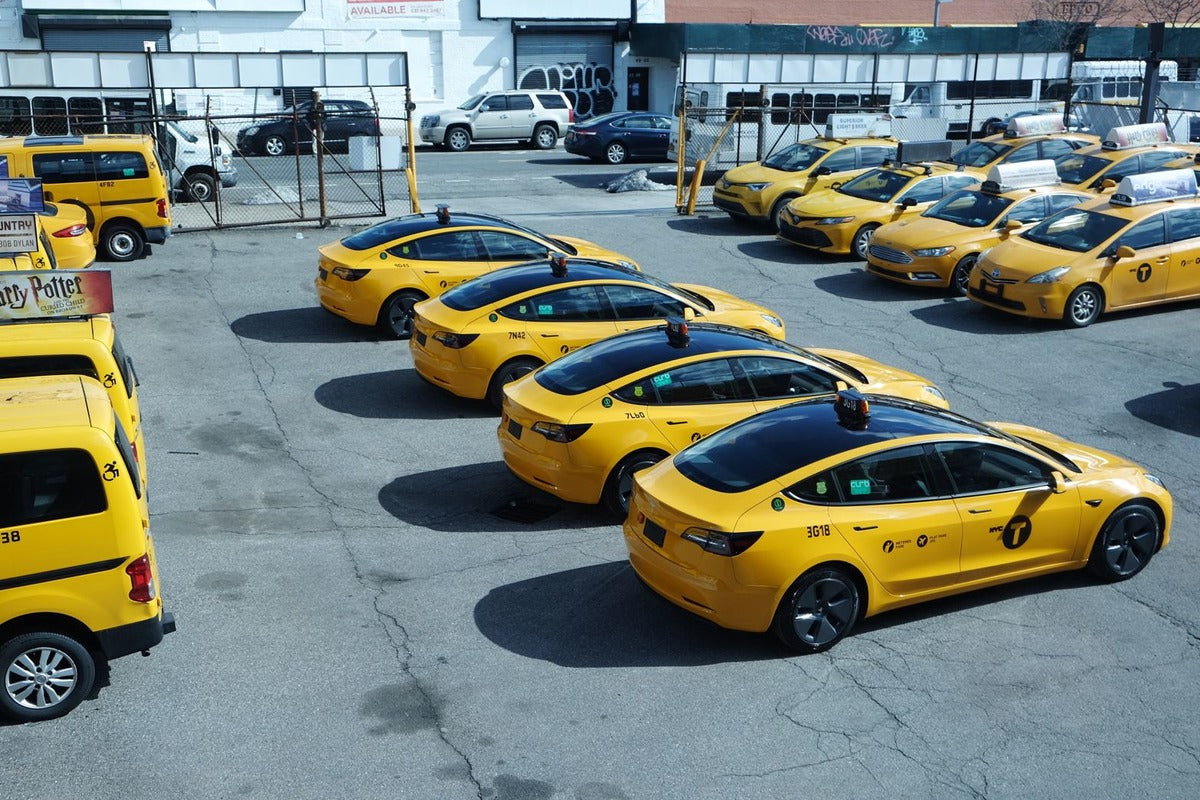 More Tesla Model 3s Join New York Taxi Fleet as Use Benefits are Clear