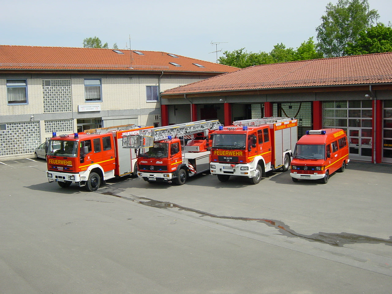Tesla Giga Berlin Could Get Its Own Fire Department