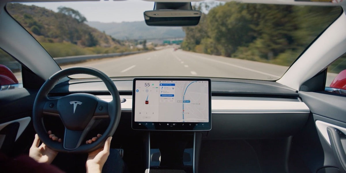 China Welcomes Autonomous Vehicles on the Country's Roads, Which Will Pave the Way for Tesla's Full Self-Driving