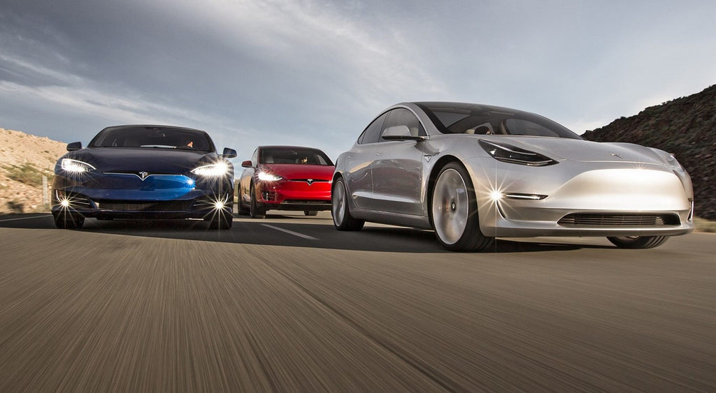 Tesla Is Leading In The EV Revolution, Especially Autonomous Technology