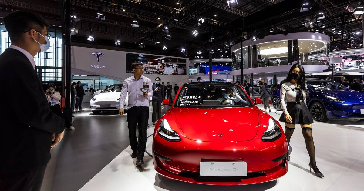 Tesla Is Developing a Platform to Provide its Customers in China Access to Vehicle Data