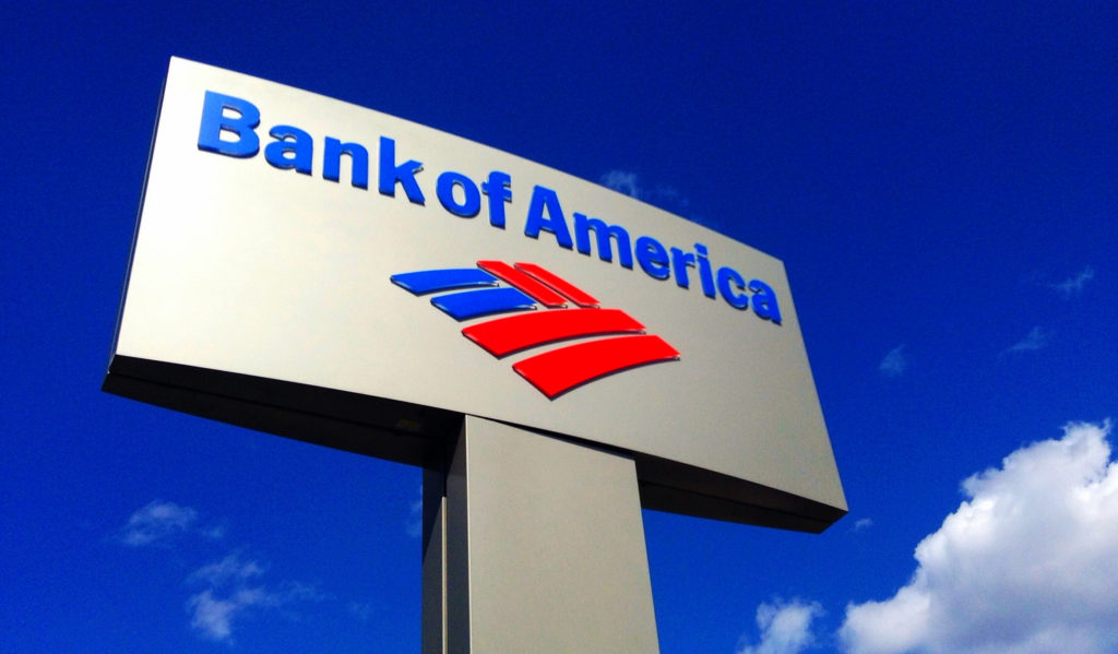 Bank of America Offers Employees $4K Incentive Toward New EV purchases