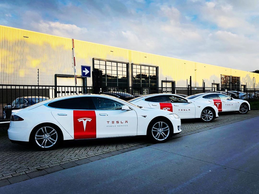 Tesla China Rolls Out Mobile Service as its EV Demand Continues to Soar