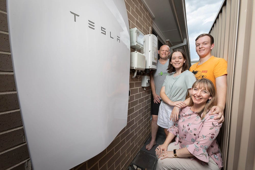 Tesla Powerwall has saved an Australian over $8k in 4 years