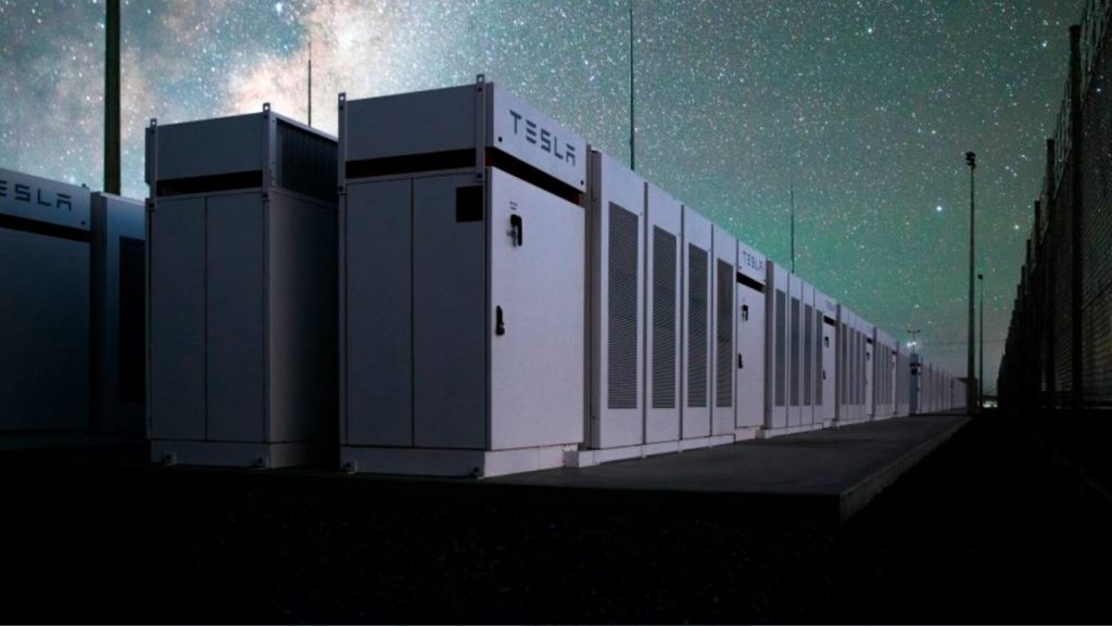 Switch Will Use Tesla Megapacks for Hyperscale Energy Storage