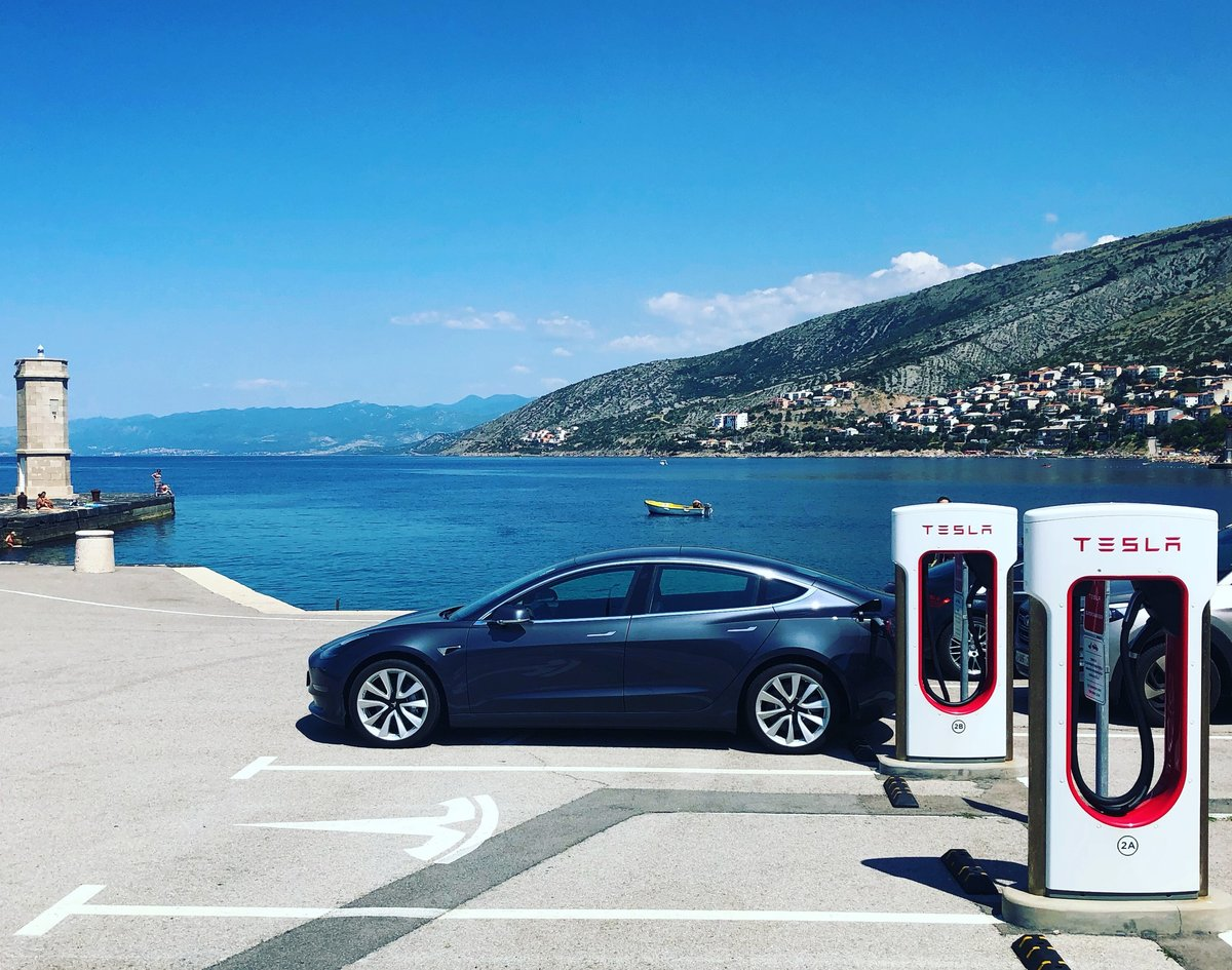 Tesla Enters Greek Market with 1st Shop & Service Center in Athens
