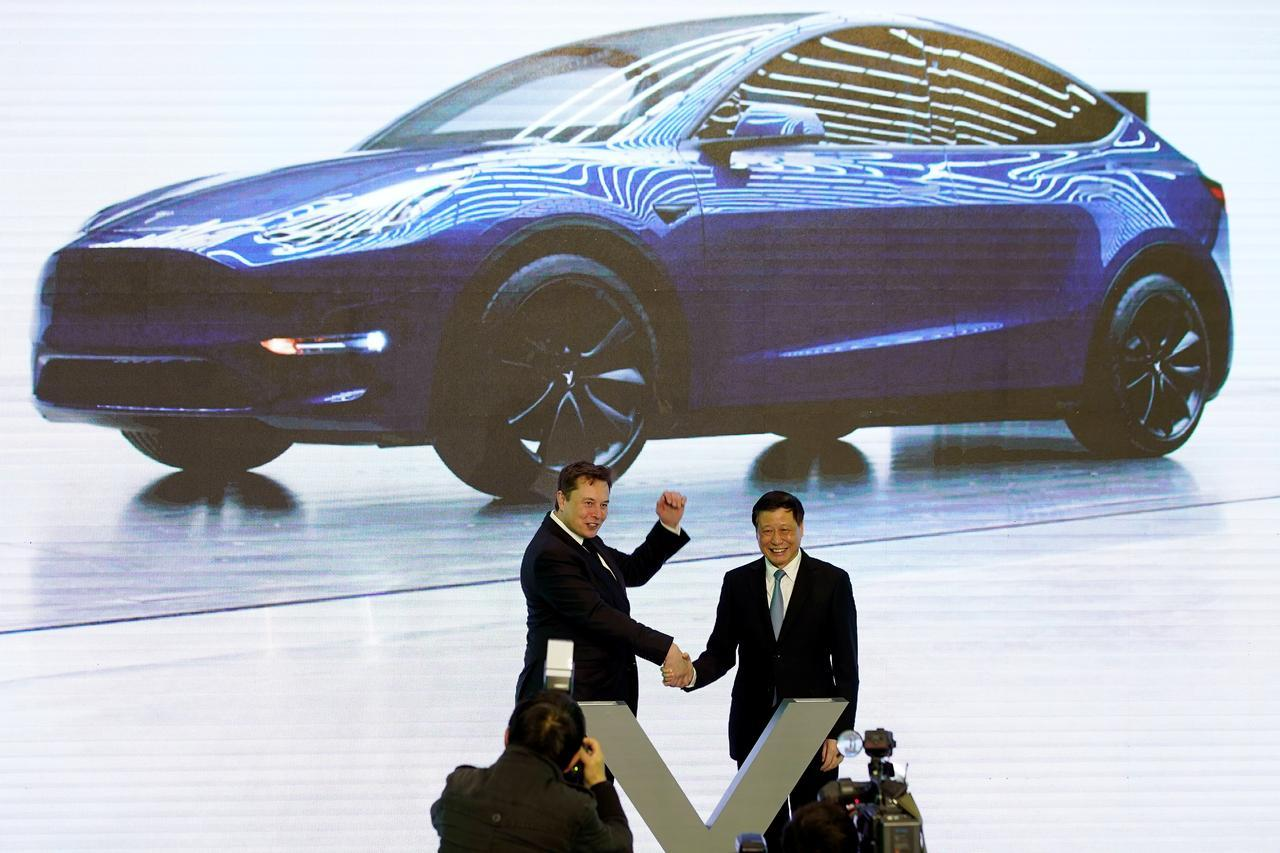 Tesla plans to open a Design and Engineering Center in China