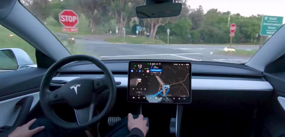 Tesla Releases Incredible Q4 2020 Vehicle Safety Report, 7X Safer With Autopilot Engaged
