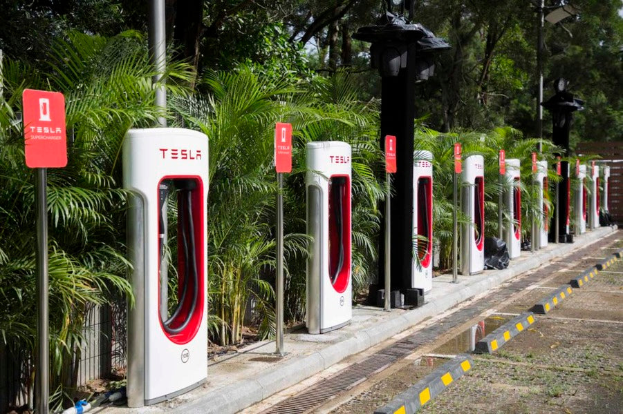 Tesla to Add 13 Supercharging Stations in Taiwan in 2021 as Global Expansion Charges On