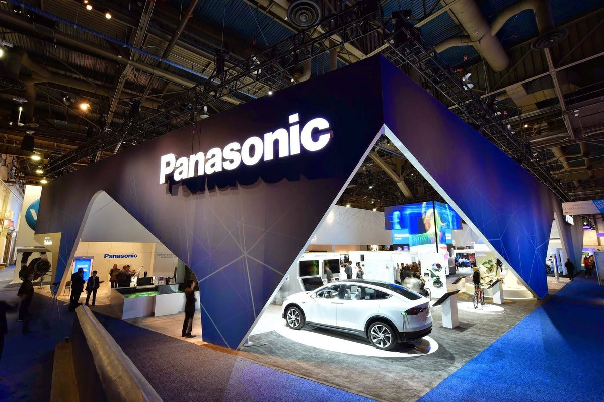 Panasonic Plans to Significantly Increase Profits Due to Tesla Battery Business