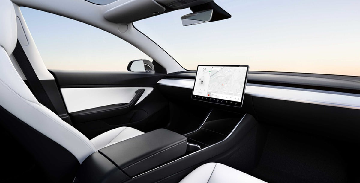 Tesla Seeking Govt Approval to Control its Cars by Phones / Tablets in the Future