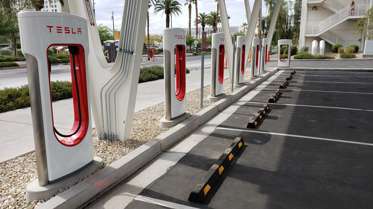 Tesla Superchargers Arrive in Israel Ahead of Imminent Sales