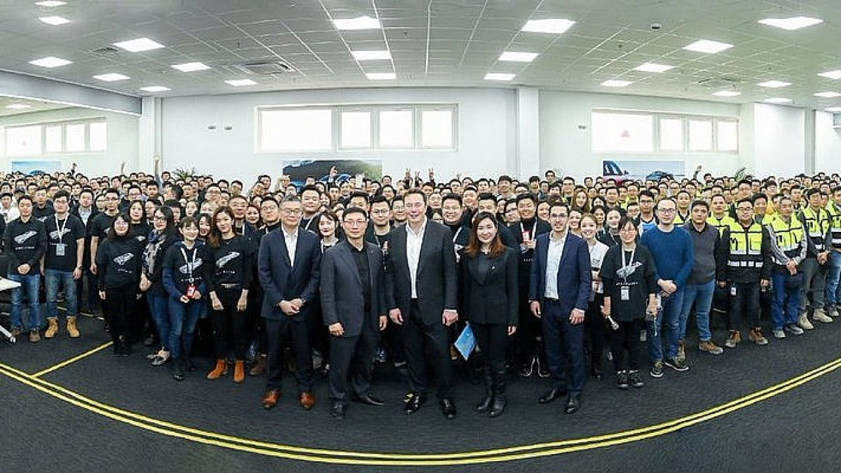 Tesla China Has Created a Special Handling Team to Meet the Needs of the Company's Car Owners