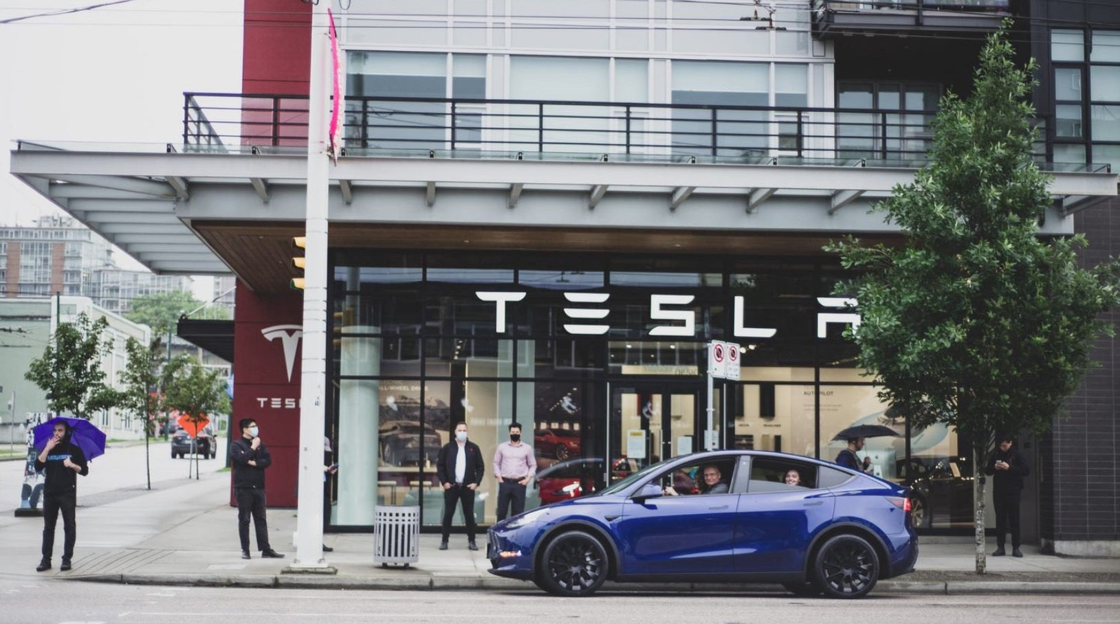 Tesla's 1st Model Y In Canada Already Delivered On June 9th In Vancouver
