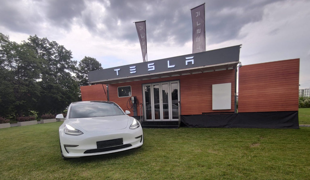 Tesla First Urban-Style Experience Center In Poland As Worldwide Expansion Accelerates