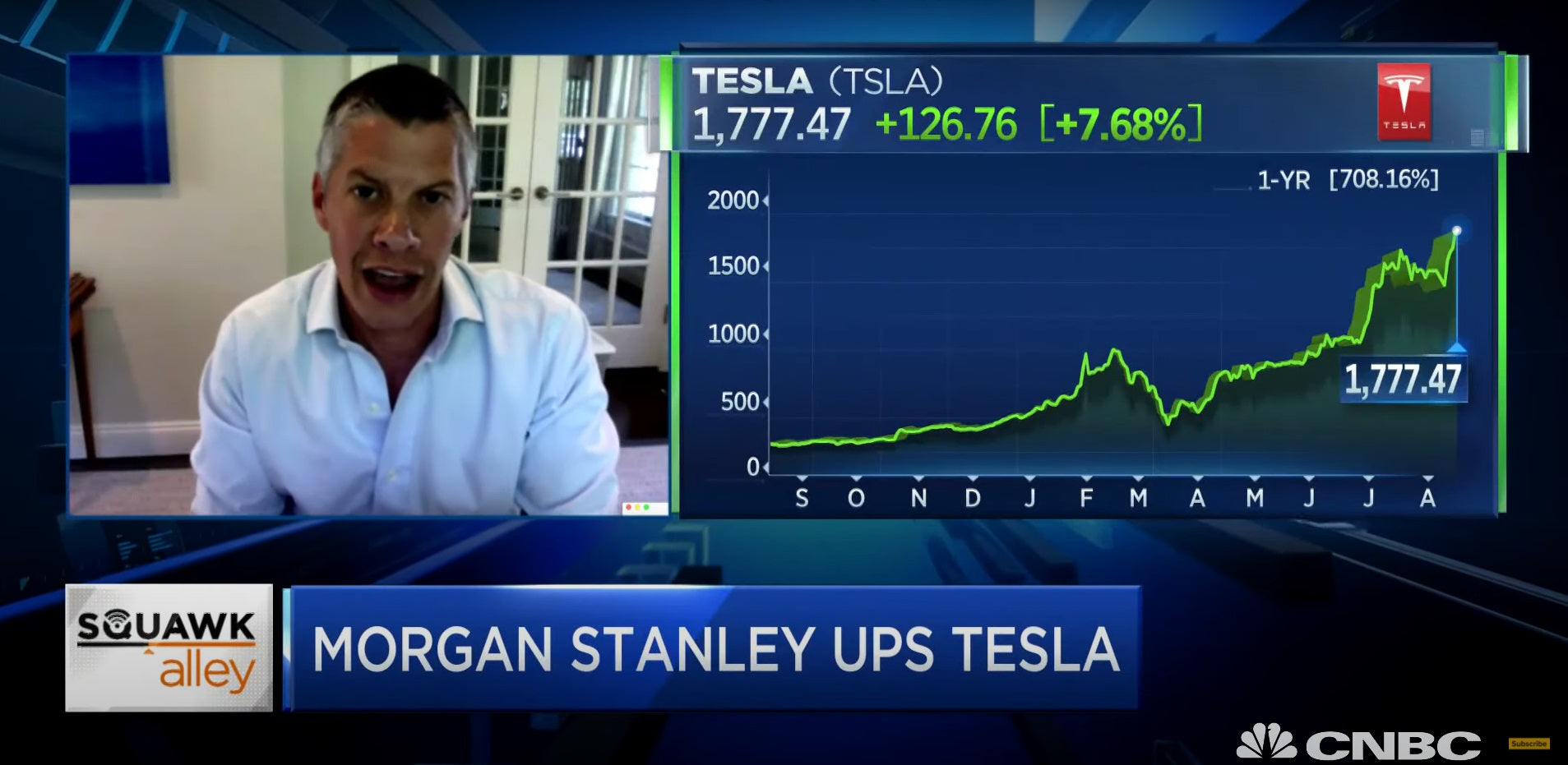 Tesla Has Potential to Become Large Battery Suppler, Says Morgan Stanley