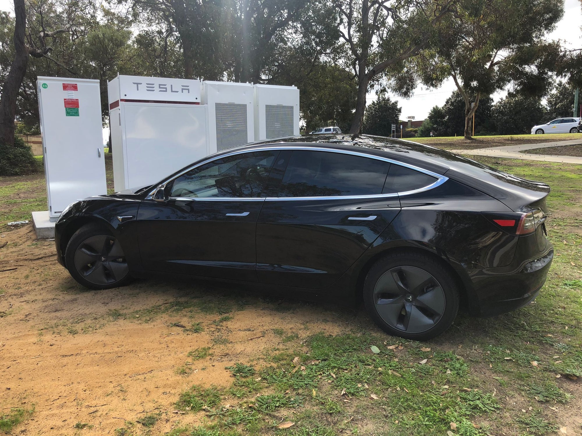 More Tesla Big Battery Projects By Western Australia Government