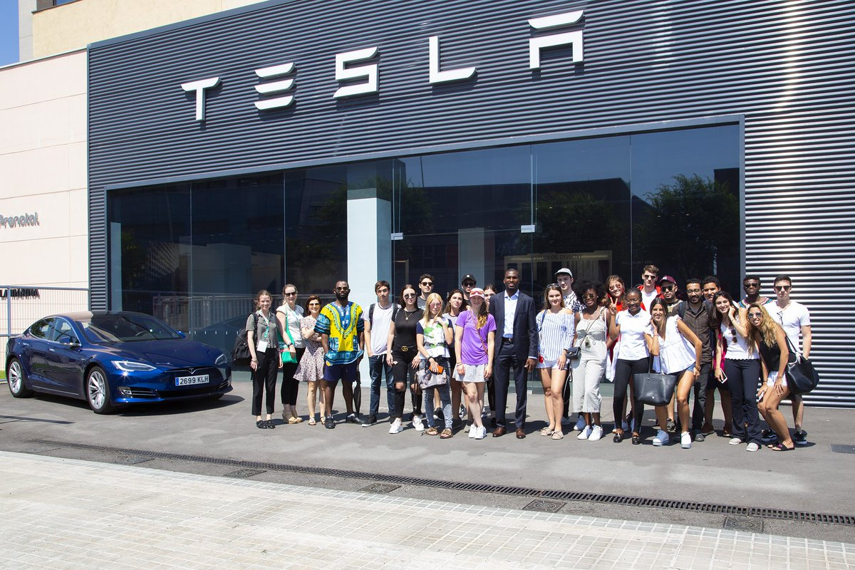 Tesla Joins the Top 5 Most Attractive Employers in Germany