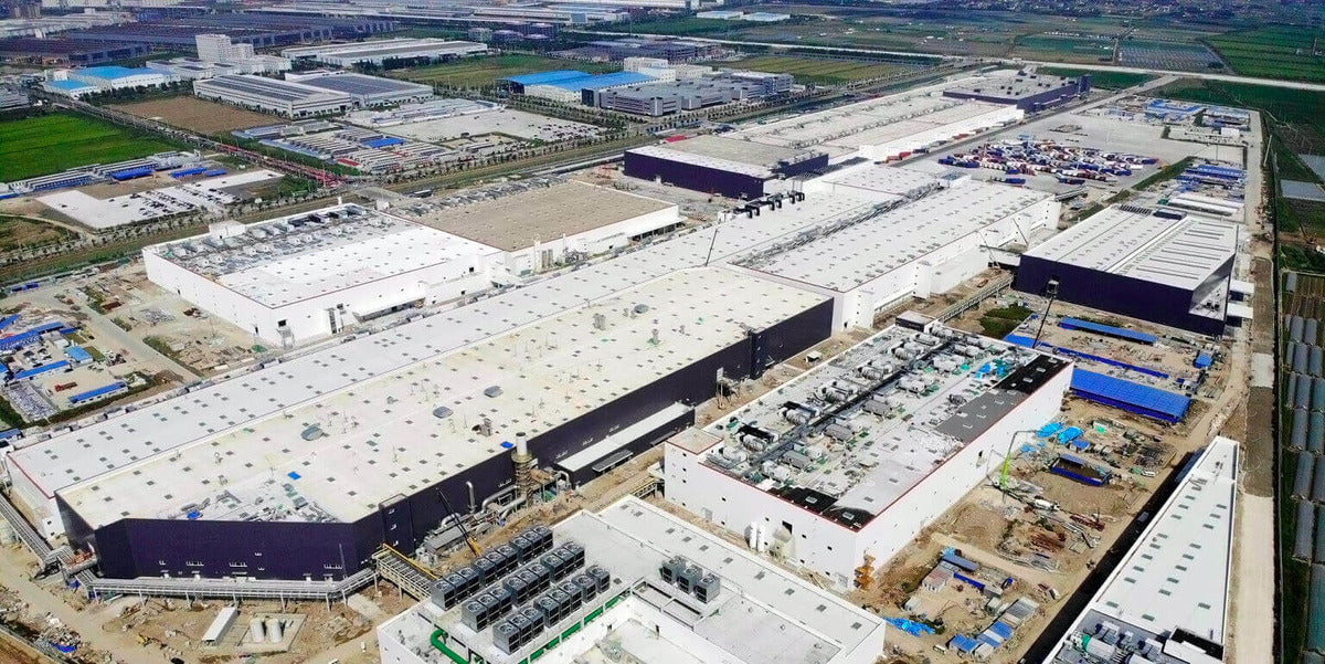 Report: Tesla Giga Shanghai Will Strive to Reach 523K Annual Production Capacity this Year