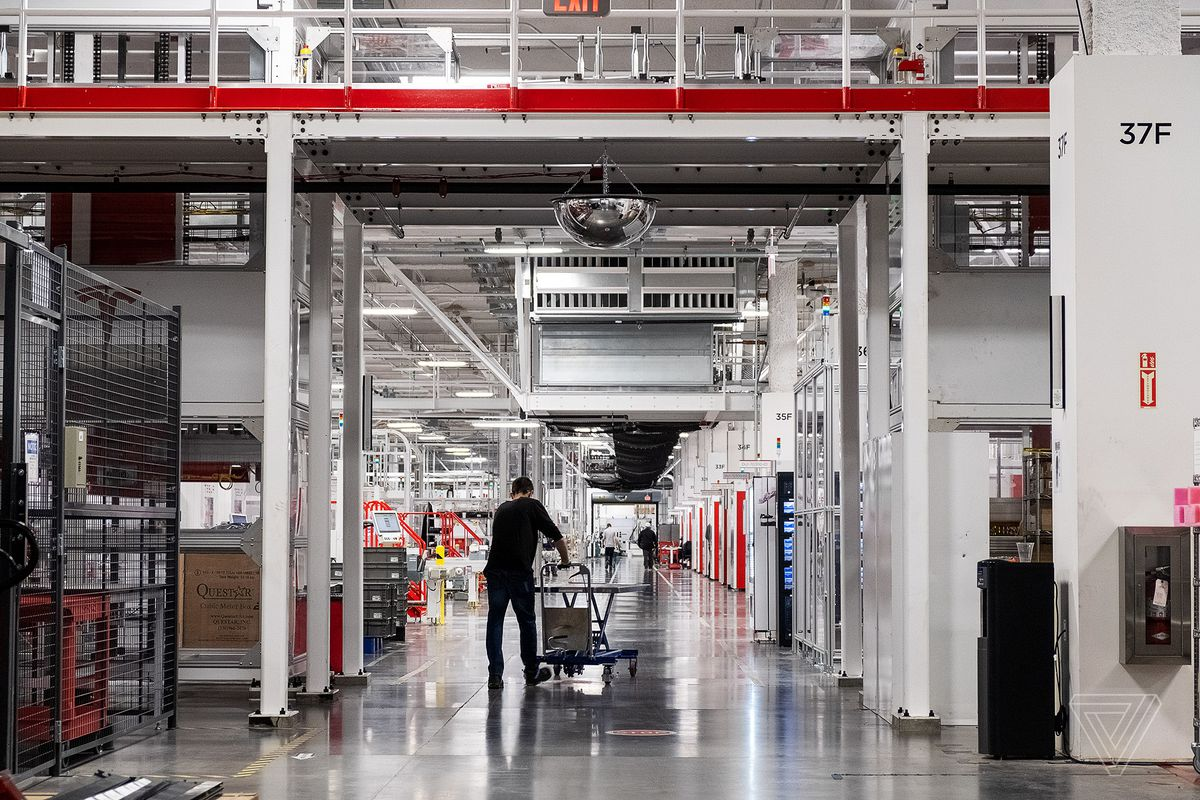 Tesla Gigafactory 1 Nevada To Reopen on May 4th