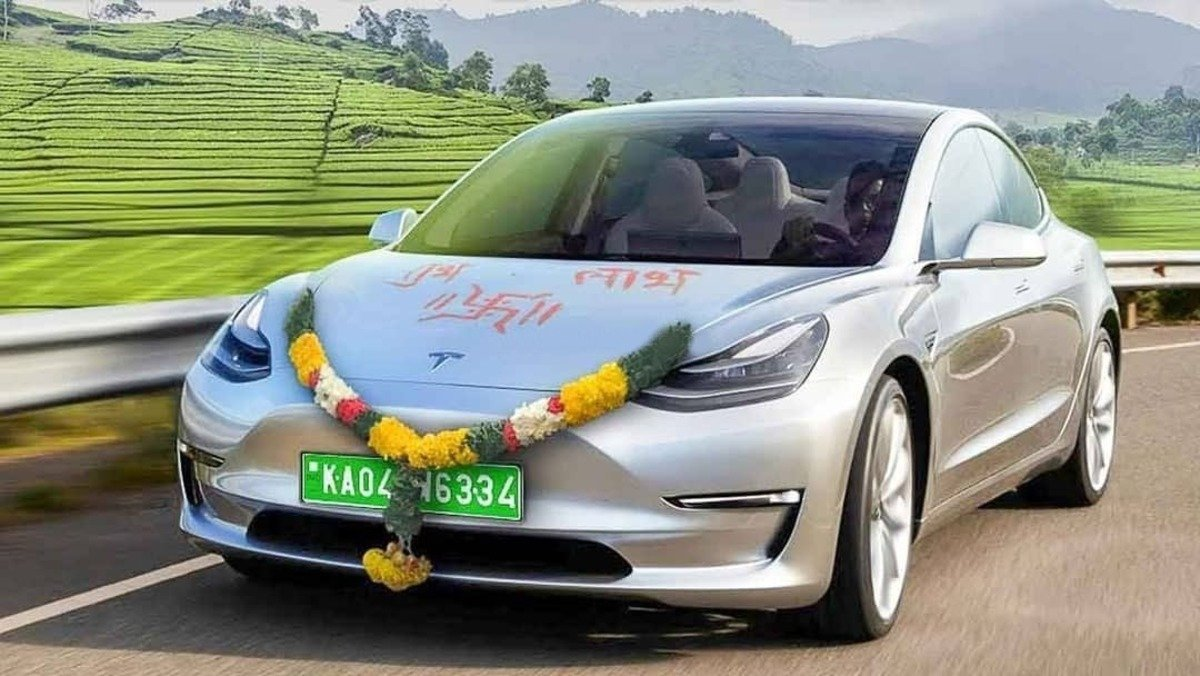 Tesla Courted by Two India Ports to Build New Factory