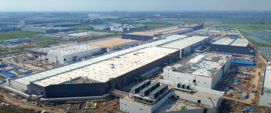 Tesla Giga Shanghai Phase 2 Construction Can Be Completed in 3-4 months, or Sooner