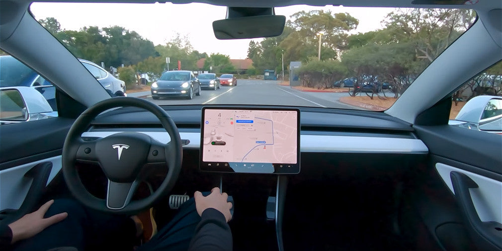 Tesla Autopilot Rewrite Should be Available to Public in Mid December, Barring Setbacks