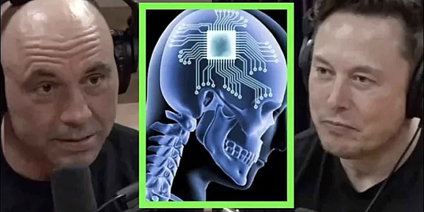 Elon Musk discusses Neuralink brain chip plans with Joe Rogan