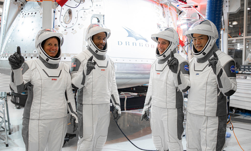 SpaceX Crew-1 Astronauts give a special name to the next Crew Dragon that will take flight