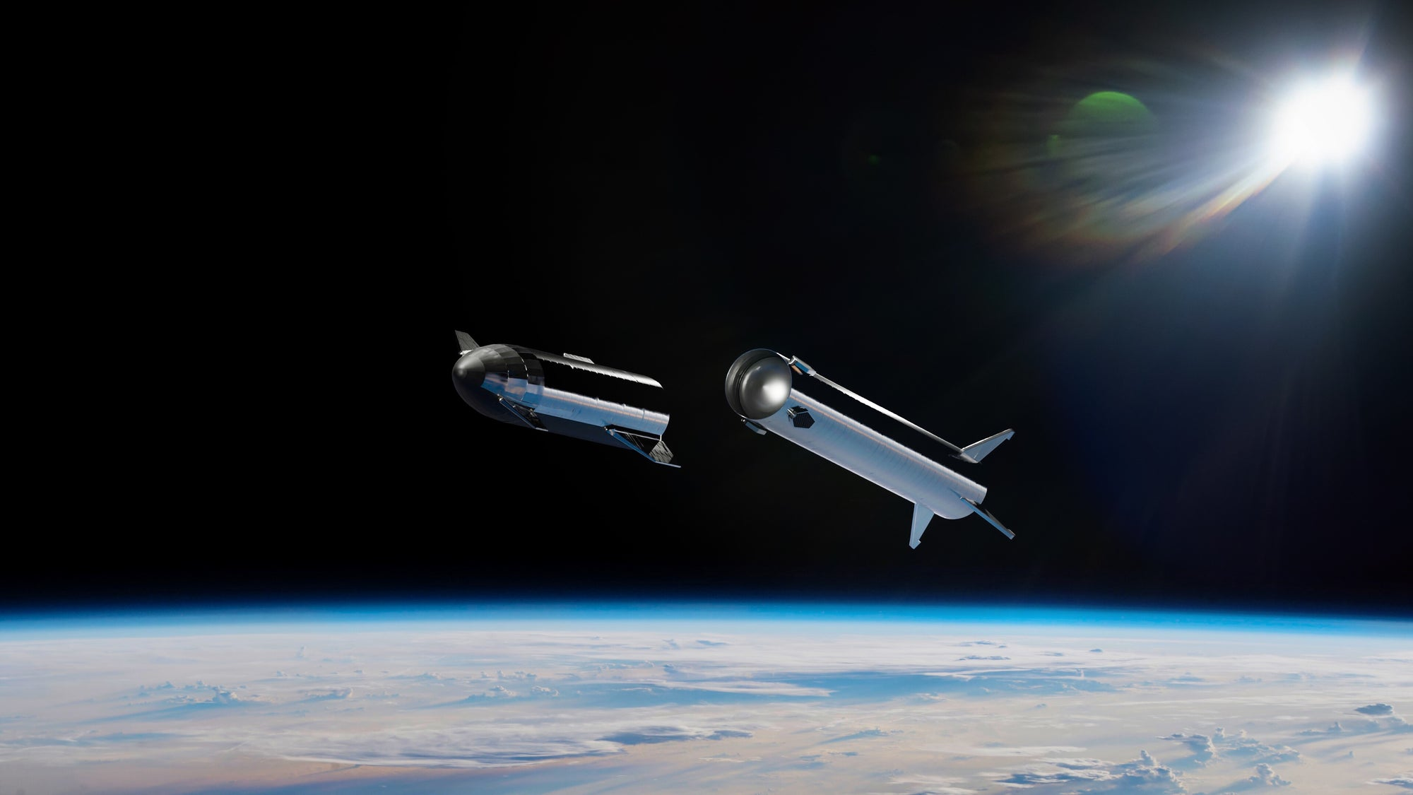 SpaceX Plans To Fly Starship From Texas To Hawaii During First Orbital Flight