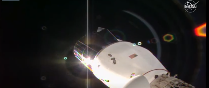 NASA postpones today's return of SpaceX Cargo Dragon
