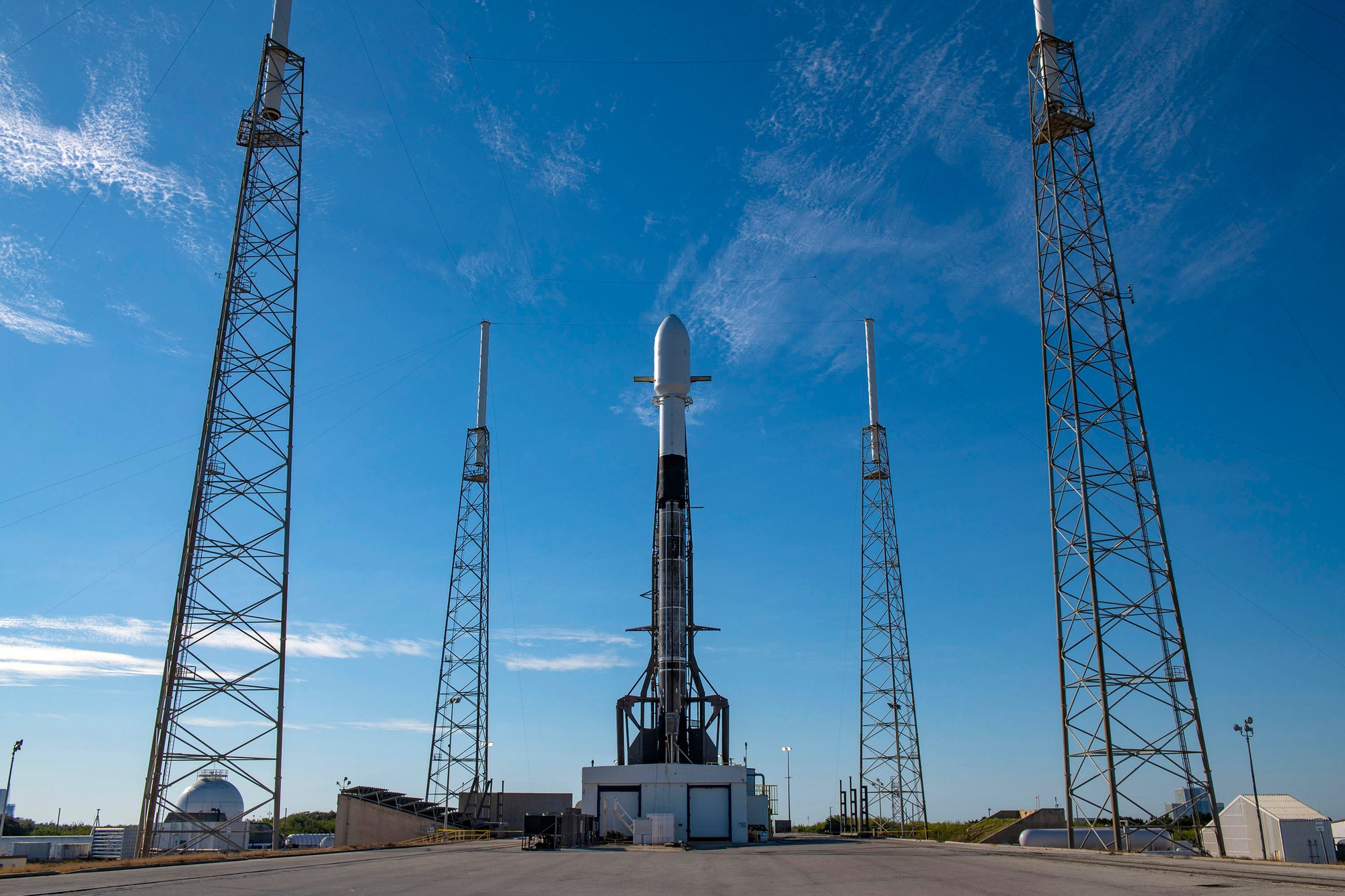 Tomorrow SpaceX will launch 'the most spacecraft ever deployed on a single mission' –Watch It Live!