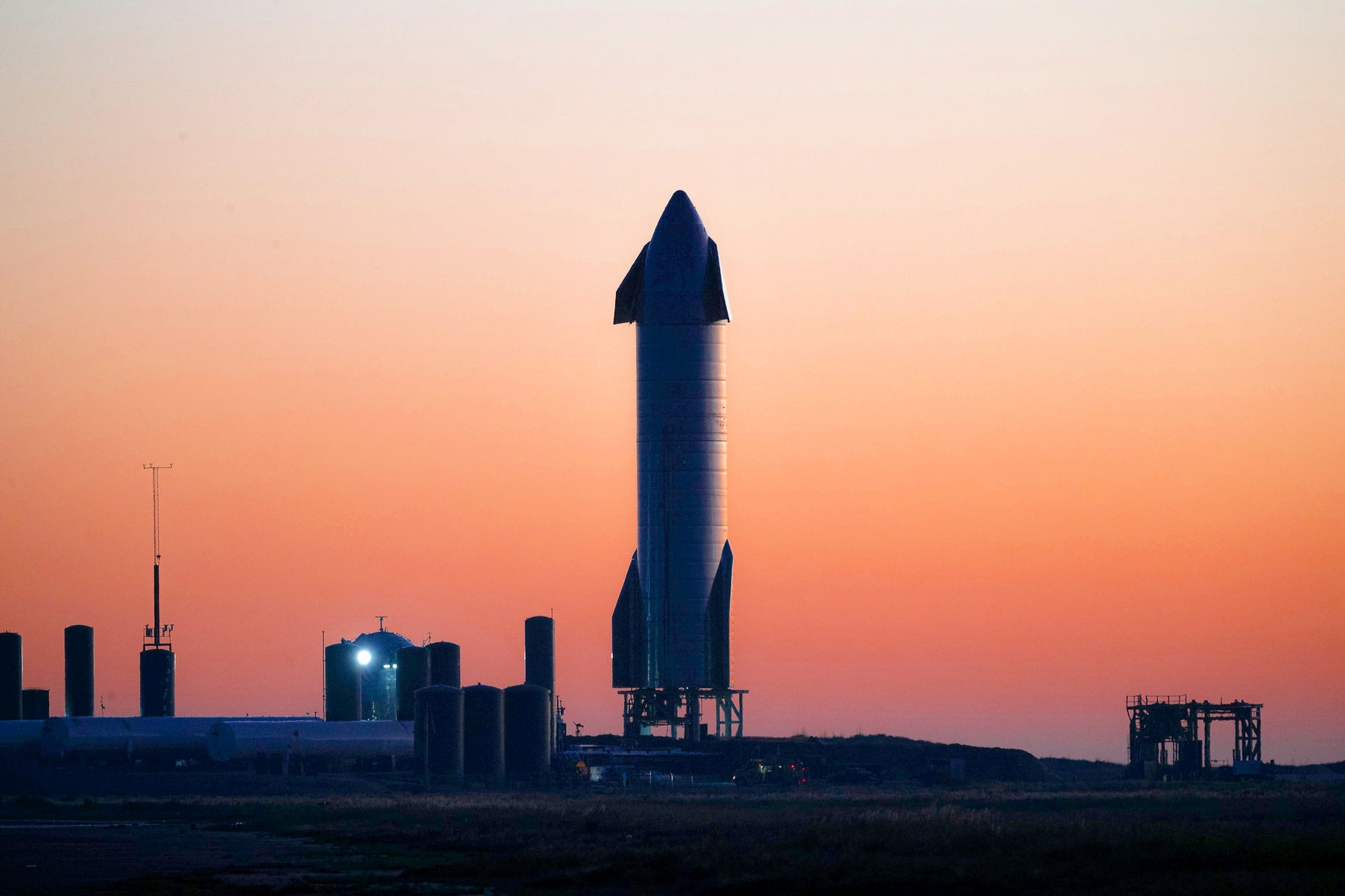 Excitement builds over Starship SN9's upcoming flight as SpaceX awaits FAA approval