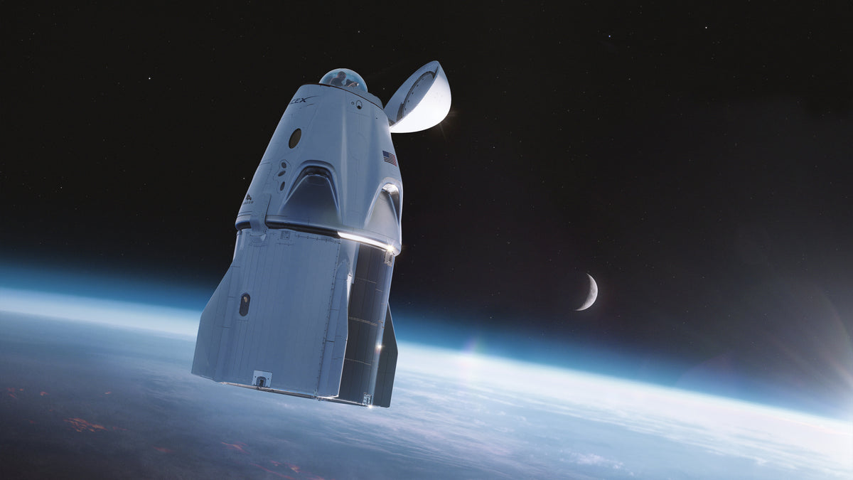 SpaceX Crew Dragon Will Feature A Dome Window Addition For The Inspiration4 Mission