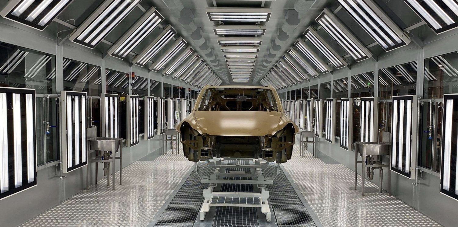 Tesla Continues to Ramp Up Production, Maintains 2020 Target of 500K Vehicles