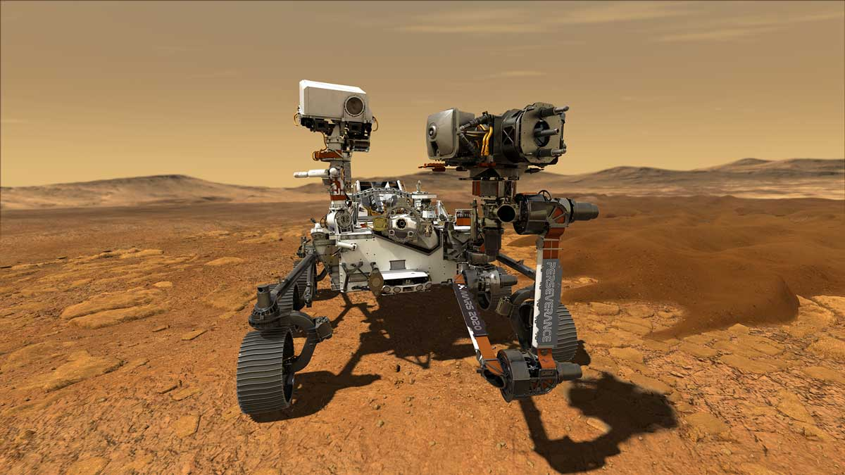 NASA will launch the Perseverance Rover to Mars next week!